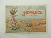 Advance Machinery Catalog