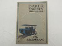 Baker Engines Threshers Catalog