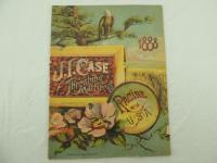 J. I. Case Threshing Machine Co. 1888 Annual Catalog