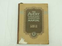 The Avery dealers' Marketing Manual