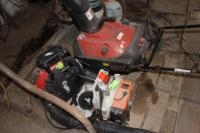Lot of Snowblowers & Chainsaws (PARTS MACHINES!)