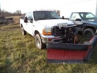 1999 Ford F250 Super Duty Extended Cab Pickup, VIN: 1FTNX21S5XEB76827, Gas Engine,4x4,