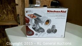 Kitchen Aid Stand Mixer attachment/missing parts