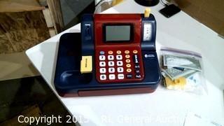 Learning Cash Register