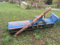 3 point Flail Mower