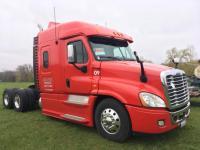 2013 Freightliner Cascadia 125 Truck, VIN # 1FUJGLDR9DLBZ8460