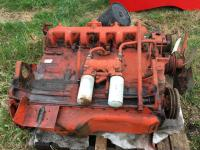 Case 504 Diesel Engine Take out from 2590 Case, will fit W-30 Loader