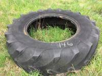 20.8R38 Tire, No Rim or tube