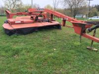 Case IH 8312 Hydro Swing Discbine