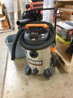 Ridgid 16 gallon 6.5hp Wet/Dry Vac