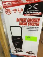 Battery Extender 200 Amp Jump Box