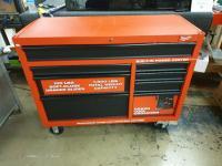 Milwaukee Rolling Steel Storage Cabinet