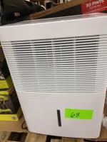 GE Dehumidifier 30 pint capacity ADEL30LW