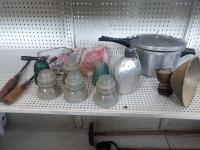 Pressure Cooker, Insulators & More