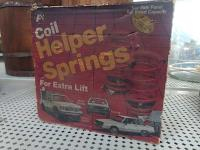Vintage Coil Helper Springs (for extra lift) in Box