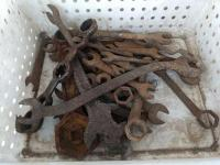 Lot of Vintage Wrenches