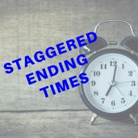 STAGGERED ENDING TIMES FOR THIS AUCTION - 40 LOTS CLOSE EVERY 15 MINUTES, STARTING AT 7:00 PM, SUBJECT TO THE AUTO-EXTENDED BIDDING FEATURE.