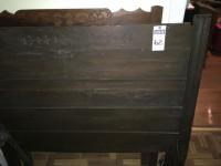 Rustic Farmhouse Full Size Headboards, Footboards, Rails, Sides, Drawer and