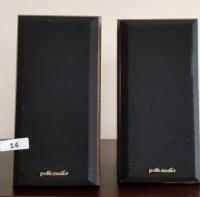 Set of Polk Audio Speakers