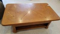 Coffee Table with Lift Top (casters); Side Table with Lift Top (swing out tray); Side Table