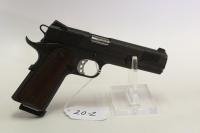 Springfield Armory Model 1911-A1 45 cal Pistol with Uncle Mikes Holster