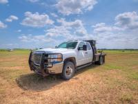 Chevrolet 3500HD 155K Cannonball bed