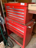 Promark tool chest on rollers