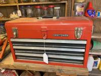Craftsman small tool chest with drawers
