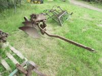 John Deere 2 Bottom Mounted Plow