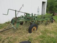 John Deere 4 Bottom Plow