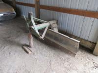 John Deere Model 80 Rear Blade