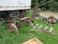 John Deere No. 44 2 Bottom Plow