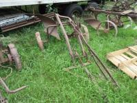 John Deere Single Bottom Trip Plow