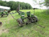John Deere 290 2 Row Planter