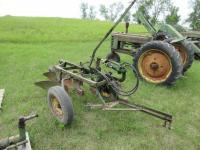 John Deere 444 2 Bottom Trip Plow