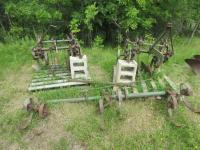 John Deere Mounted Cultivators