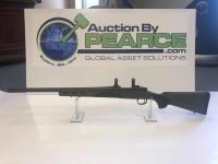 Remington Modle 700 VTR Bolt Action Rifle