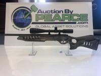 Savage Model 93R17 Bolt Action Rifle