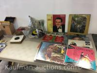 Misc Records & CD's