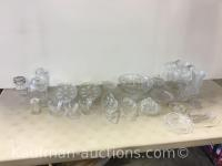 Misc Clear Glassware