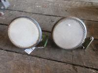 Two Guide Lights