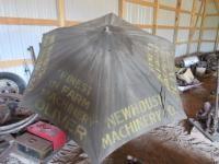 Oliver Finest In Farm Machinery Tractor Umbrella