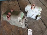 (2) Fairbanks-Morse RV 2A parts mag and a RV 2B