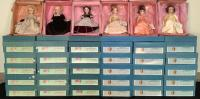 NIB- Complete 6 Series Madame Alexander First Lady Doll Collection