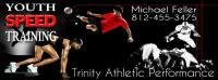 4 personal training sessions/1 month Donor: Mike Feller Value $150.00