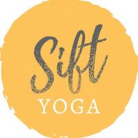 One month unlimited yoga Donor: Carrie Rice/Sift Yoga Value $100.00