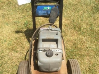 Chicago Electric Power Washer