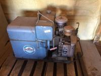 UPDATE: This item will not start! Miller dual purpose generator/welder, leads, gas engine
