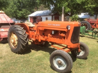 1957 Allis-Chalmers D17 Tractor