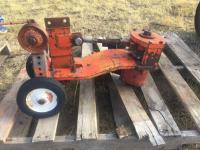 Pipe puller to fit Gravely